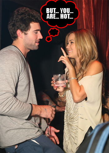 LAUREN CONRAD & BRODY JENNER = FRIENDS WITH BENEFITS?